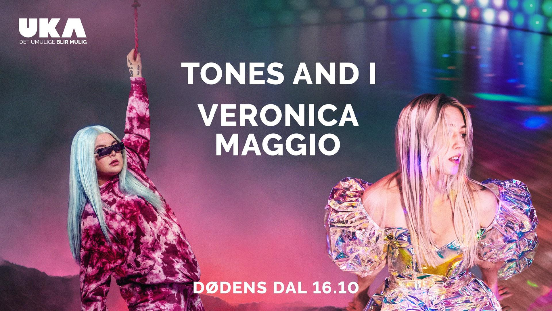 tones and i + veronica maggio