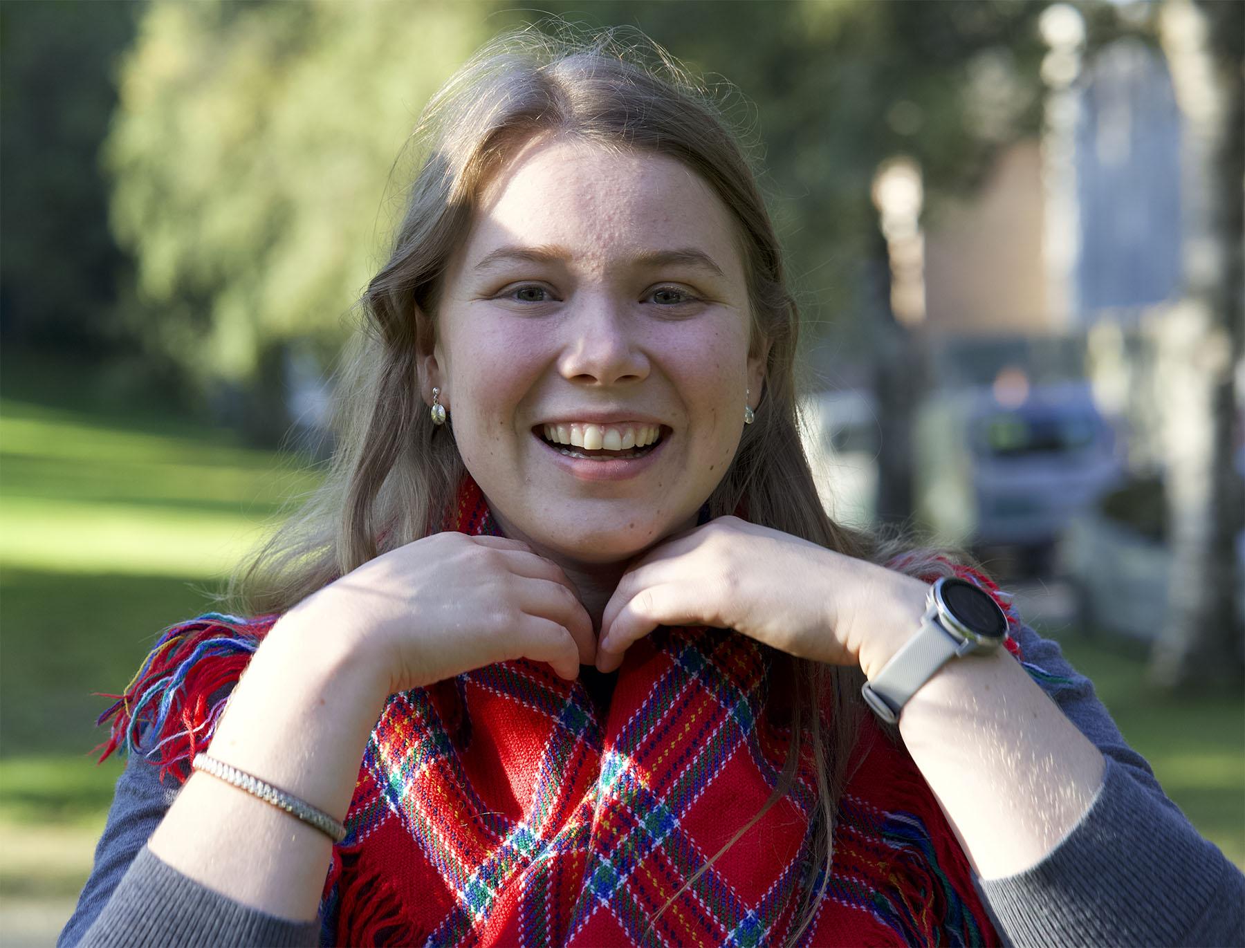 Lise Eder Murberg, lederen av SST